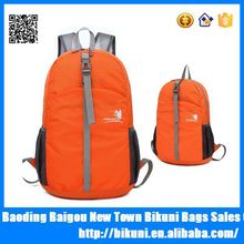 Lightweight Travel Backpack Water Cheap Folding Up Simple Backpack