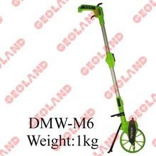 Dmw-m6 159 mm distancia rueda de medición con el contador mecánico