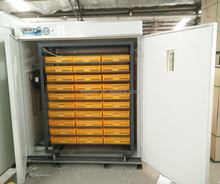 Hot sale automatic 3500 eggs incubator and egg hatchers prices in egypt