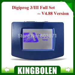 Good quality Digiprog 3 Digiprog III V4.88 odometer programmer correction tool with full cable