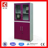Industrial Metal Furniture Promotional Multi Door Filing Cabinet for Sale Knock Down Cabinet