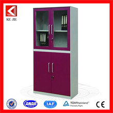 Industrial Metal Furniture Promotional Multi Door Filing Cabinet for Sale Knock Down Cabinet