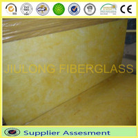 High Quality Glass wool Roll/ Board Glasswool with CE & ISO certificate