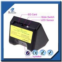 New Design LED Fake TV Simulator TV light Fake Home Security TV Burglar Thief Deterrent Device Light Sensor with MP3 Player