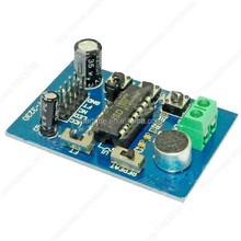 Electronics sound detection module ISD1820 PCB version voice board sound Record module on-board microphone