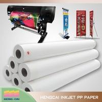 Cheapest inkjet printing PP paper 140gsm