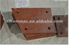 Best Quality high manganese steel scrap