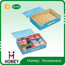 Professional Manufacturer European Standard Foldable storage box, Fabric storage box,non woven storing container