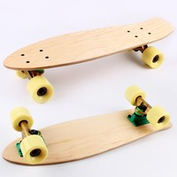 22 27 Inch Wholesale wooden used cruiser board 22 for sale Professional