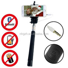 2015 top selling products in alibaba mono pod selfie with button