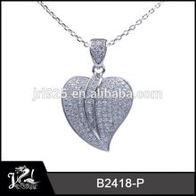 Novelty Product Sexy Iran Jewelry 925 sterling silver gemstone necklace
