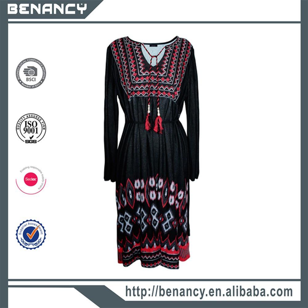 Evening Wear Casual Dress 115