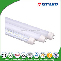 SAA UL certificated electronic ballast compatible 1200mm 18w t8 led tube light