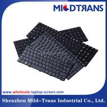 China distributor laptop keyboard for ASUS X51R with US layout