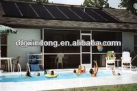 China manufacture for EPDM homemade solar pool heater collector