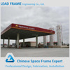 Easy Installation Steel Structure Gas Station
