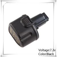 Power Tool Battery for Dewalt 7.2V DW9057, DE9057, DE9085, DW925K2 cordless power tool batteries