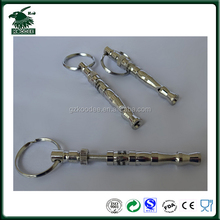 Hot selling pet products high quality wholesale metal dog training whistle
