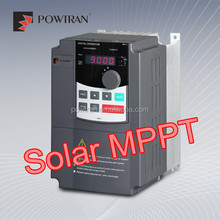 Energy - saving 0.4-132KW powerful solar inverter with small solar panel for complete home solar system