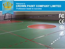 Outdoor Anti Slip Coating Paint for Basketball Flooring