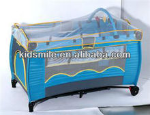 children play yard with two layers KD-1212