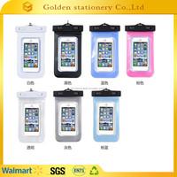 Waterproof pouches / waterproof phone case /waterproof mobile case