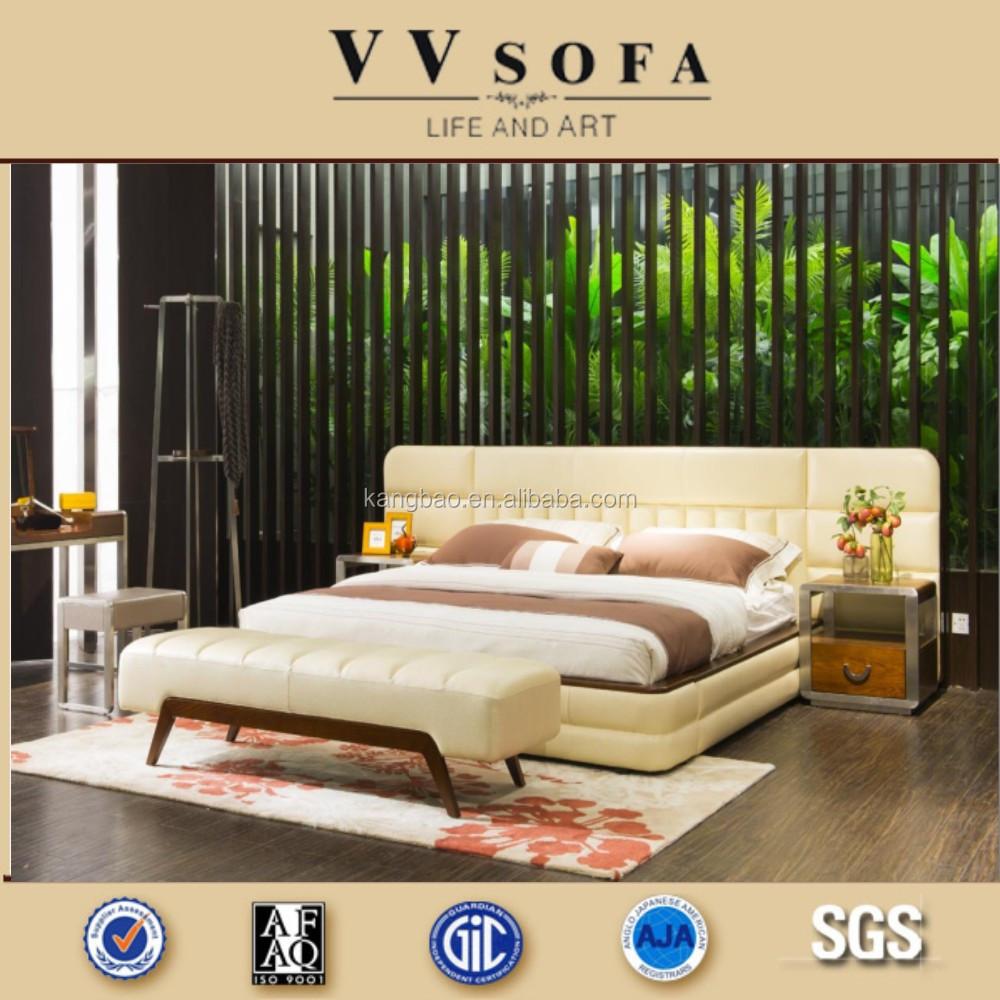 2015 Kangbao Furniture Modern Bedroom Furniture
