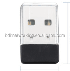 USB Mini WiFi Wireless receiver wifi Network Card 802.11n 150M Networking WI FI