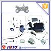 ITALIKA ATV250 quad parts motorcycle parts motorcycle carburetor motorcycle inlet pipe, motorcycle gear shift pedal, air cleaner