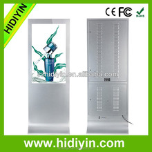 Hot sale lcd advertising player 55 inch hd 1080p digital signage