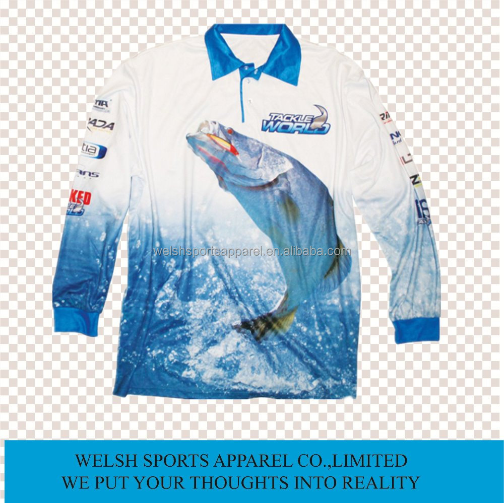 Custom tournament fishing jerseys fishing shirts design for Tournament fishing shirts