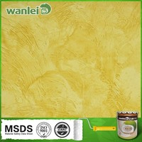 Smooth hand-touching decorative paint waterproof interior wall paint