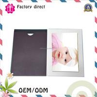 Girl for gift mini magnetic photo frame and fridge photo frame