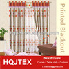 washing blackout curtain 3 pass blackout curtain fabric