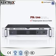 Professional class D digital amplifier PK-700