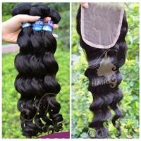 10 days Quality guaranteed wholesale virgin brazilian ocean tropic loose hair