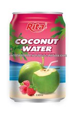 Canned Water Coconut