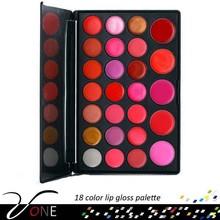 New 26 Lip Color Lipstick Lip Gloss Palette Makeup Cosmetic
