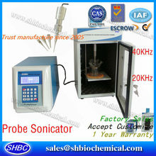 Probe Ultrasonic Sonicator, Ultrasonic Homogenizer, Homogenizer, Tissue Homogenizer