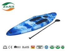 Stand Up Paddle SUP Surfboard Eco-friendly Reinforced LLDPE canoes/kayaks for fishing/matches/drifting
