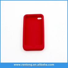 Latest arrival top quality custom silicon cell phone case for zte for promotion