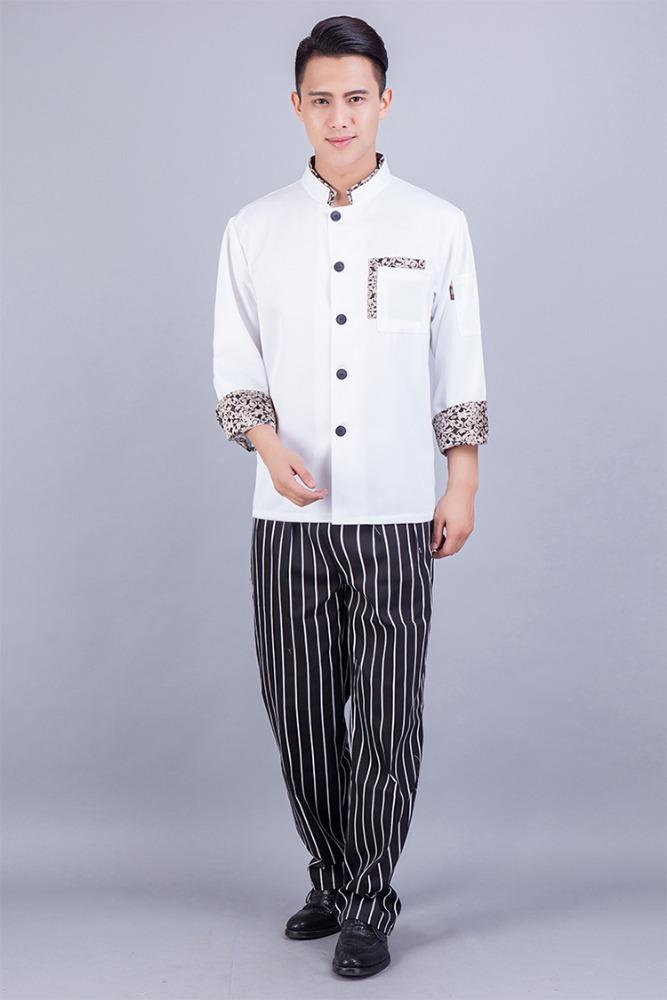 2015 Latest Fashion Cheap Japanese Style Chef Uniform Buy Japanese Style Chef Uniform Fashion