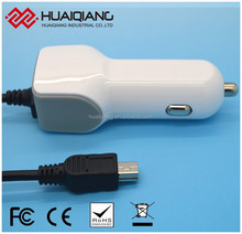 Manufacturer supply portable 3 port USB universal car charger for Laptop PC