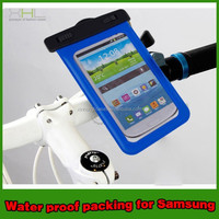 Waterproof bag for cellphone accessories, waterproof bag cover for smartphone, waterproof Bag Cover