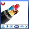 NYY XLPE Insulation copper conductor armored electric cable