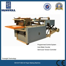 New Condition A4 Paper Making Machine