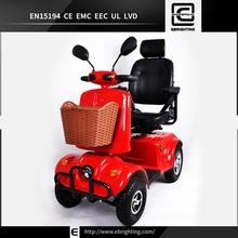 IO HAWK four wheel BRI-S02 yiwu electric scooter with two wheel