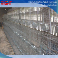 China alibaba welded mesh, 1x1 welded wire mesh for rabbit cages