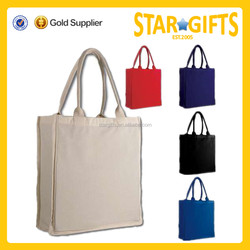 China products shopping cotton bag foldable shopping bag cotton tote bag