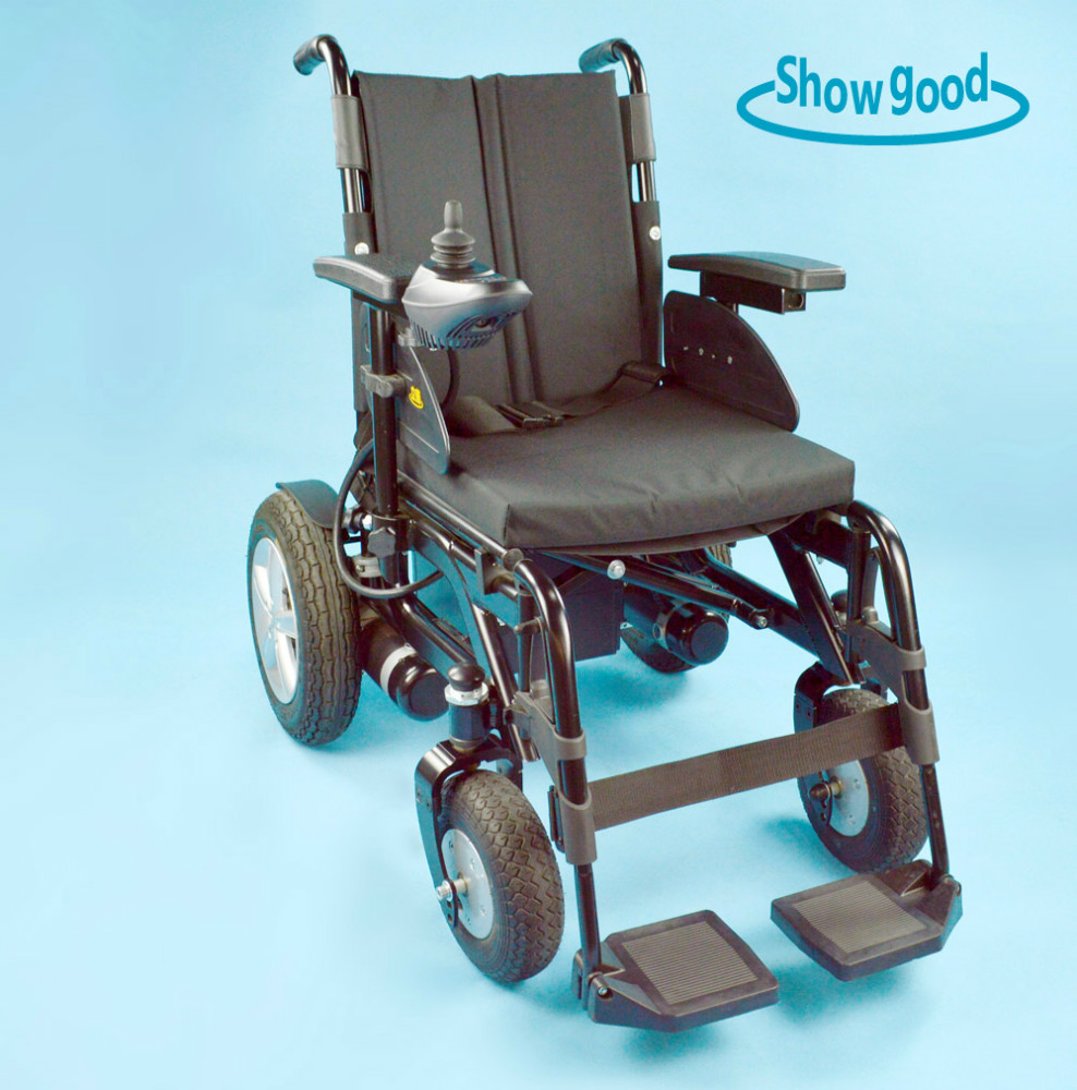 showgood lightweight portable folding electric power